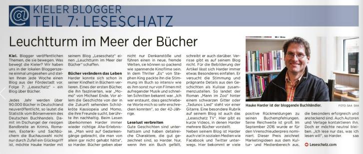 Leseschatz im Kieler Express