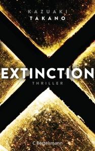 Kazuaki Takano Extinction Bertelsmann
