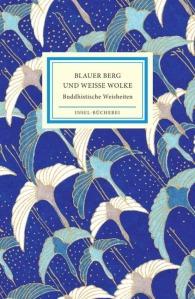 blauer berg weiße wolke Insel Verlag