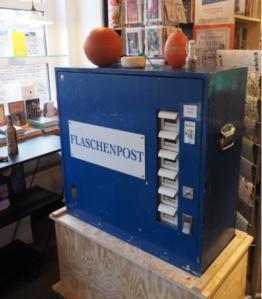 Flaschenpostautomat