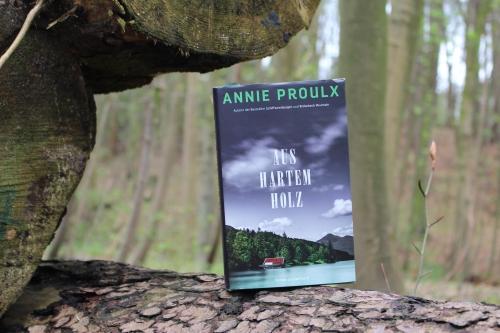 Annie Proulx Aus Hartem Holz Luchterhand