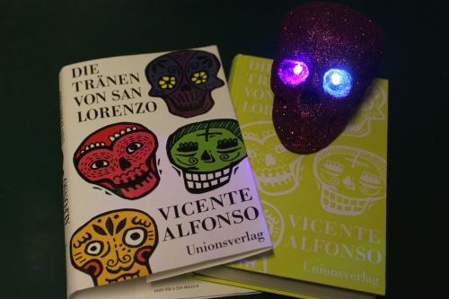 Die Tränen von San Lorenzo Vincente Alfonso Unionsverlag