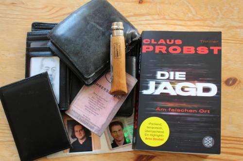 Claus Probst Die Jagd Fischer
