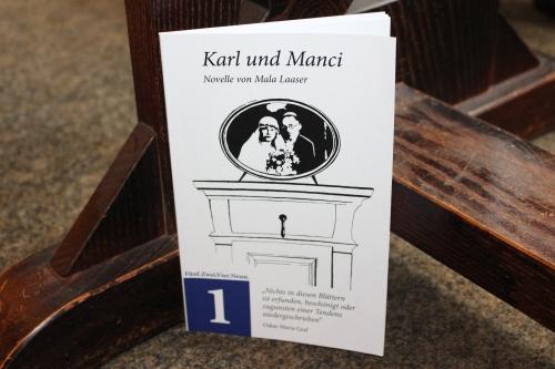Karl und Manci Mala Laaser FünfZweiVierNeun