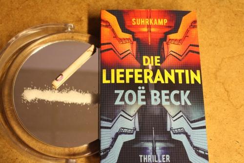 Zoe Beck Die Lieferantin Suhrkamp