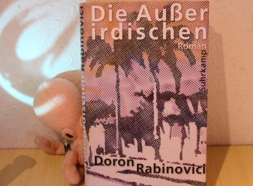 Doron Rabinovici Die Ausserirdischen