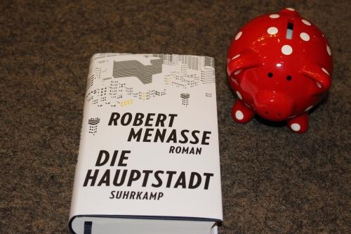 Robert Menasse Die Hauptstadt Suhrkamp Verlag