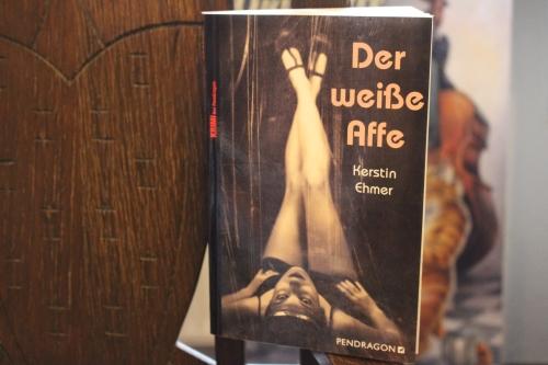 Der weiße Affe Kerstin Ehmer Pendragon Verlag