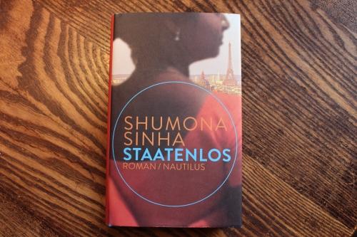 Shumona Sinha Staatenlos Nautilus