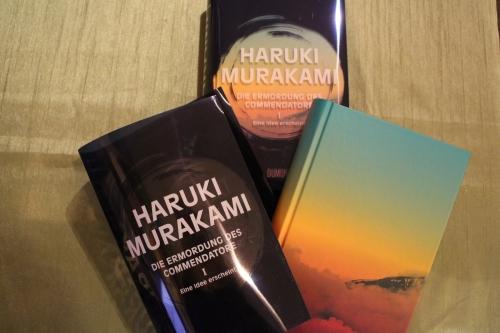 Haruki Murakmai #MurakamiLesen Dumont