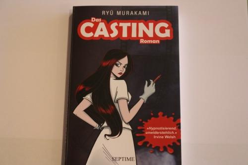 Ryu Murakami Das Casting Septime