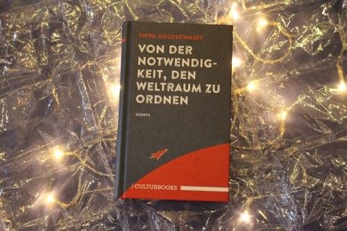 Pippa Goldschmidt Von der Notwendigkeit, den Weltraum zu ordnen CulturBooks