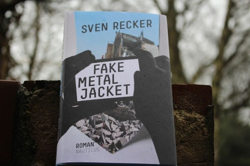 Sven Recker Fake Metal Jacket Nautlius