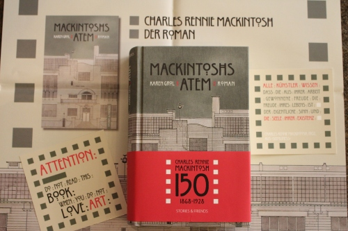 Mackintosh Atem Karen Grol Stories & Friends