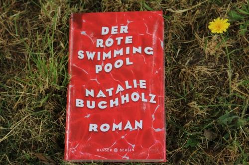 Natalie Buchholz Der rote Swimmingpool Hanser