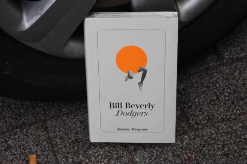 Bill Beverly Dodgers Diogenes