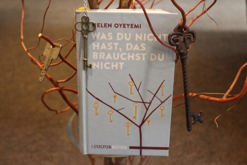 Helen Oyeyemi Was Du nicht hast, brauchst Du nicht CulturBooks