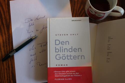 Steven Uhly Den blinden Göttern Secession