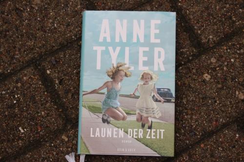 Anne Tyler Launen der Zeit Kein & Aber