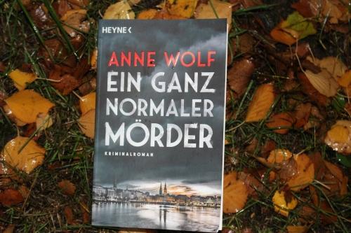 Anne Wolf Ein ganz normaler Mörder Heyne