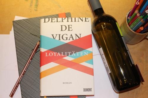 Delphine de vigan Loyalitäten DuMont