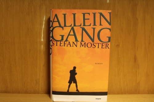 Stefan Moster Alleingang Mare