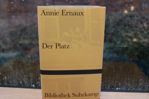 Annie Ernaux Der Platz Suhrkamp