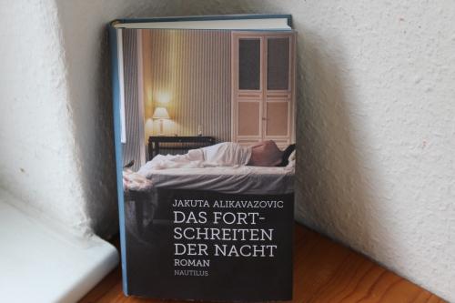 Jakuta Alikavazovic Das Fortschreiten der Nacht Nautilus