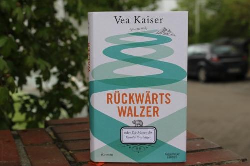 Vea Kaiser Rückwärtswalzer Kiwi