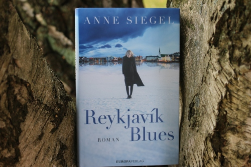 Anne Siegel Reykjavik Blues Europaverlag
