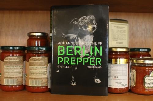 Johannes Groschupf Berlin Prepper Suhrkamp