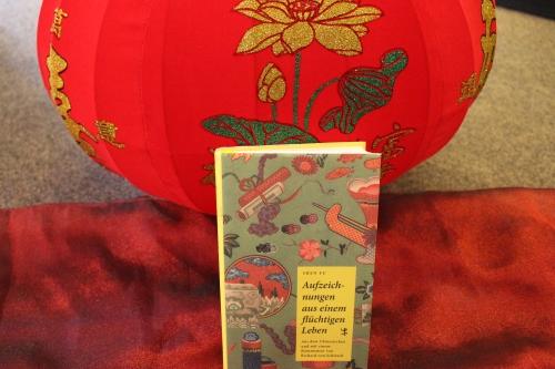 Shen Fu Aufzeichnungen aus einem flüchtigen Leben Matthes Seitz