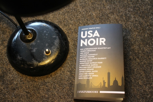 USA NOIR Culturbooks
