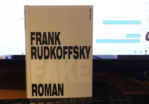 Frank Rudkoffsky Fake Voland & Quist