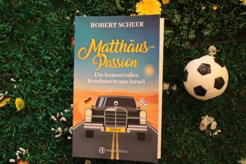 Robert Scheer Matthäus Passion Hamsa Verlag