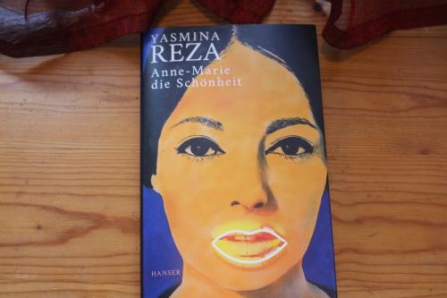 Yasmina Reza Anne-Marie Schönheit Hanser