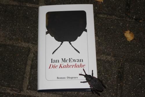 Die Kakerlake Ian McEwan Diogenes