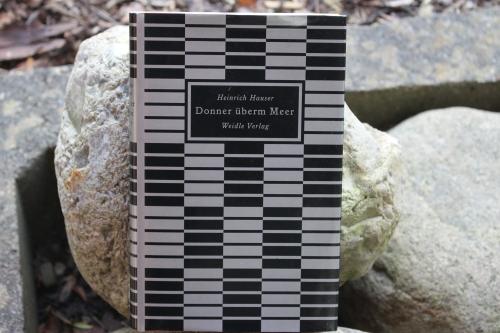 Heinrich Hauser Donner überm Meer Weidle Verlag