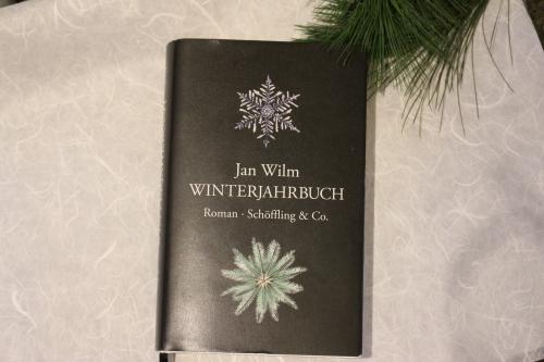 Jan Wilm Winterjahrbuch Schöffling & Co