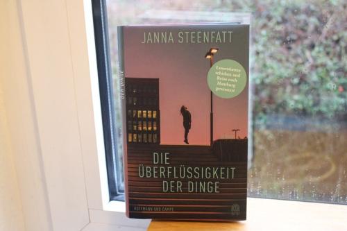 Janna Steenfatt Die Überflüssigkeit der Dinge Hoffmann und Campe