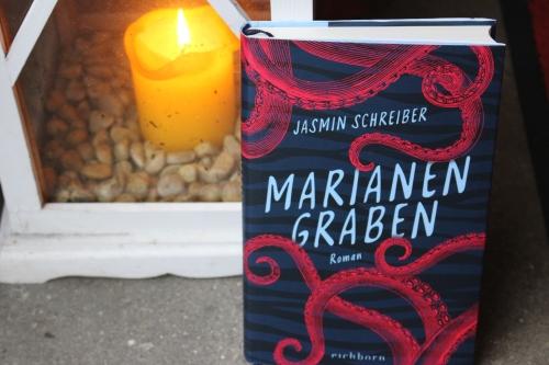 Jasmin Schreiber Marianengraben eichborn