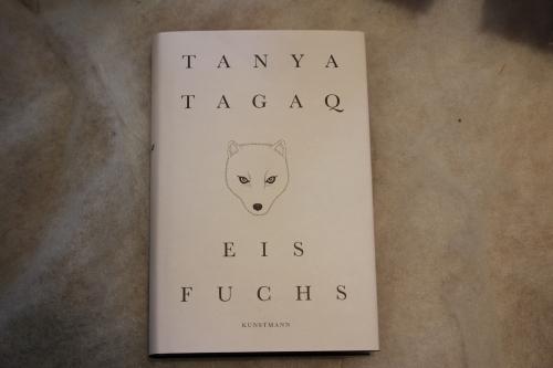 Tanya Tagaq Eisfuchs Kunstmann