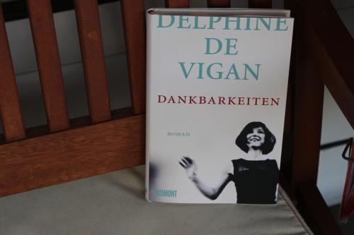 Delphine De Vigan Dankbarkeiten Dumont