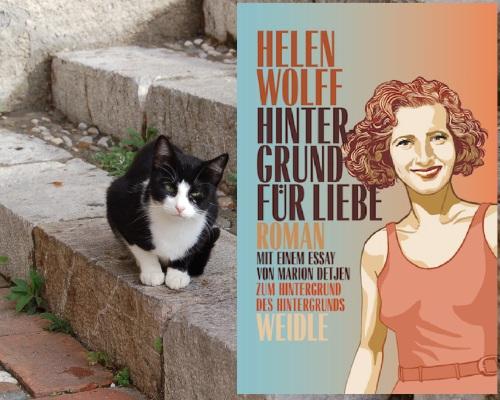 Hellen Wolff Hintergrund für Liebe Weidle