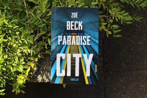 Beck Paradise City Suhrkamp