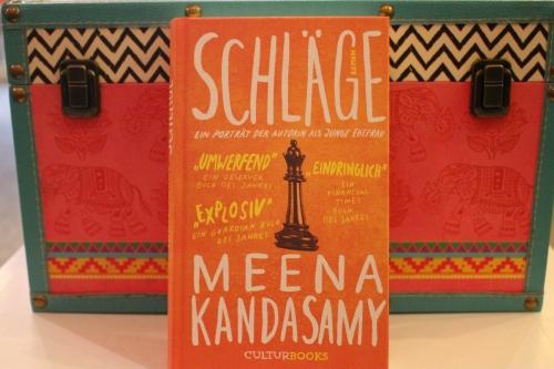 Meena Kandasamy Schläge Culturbooks