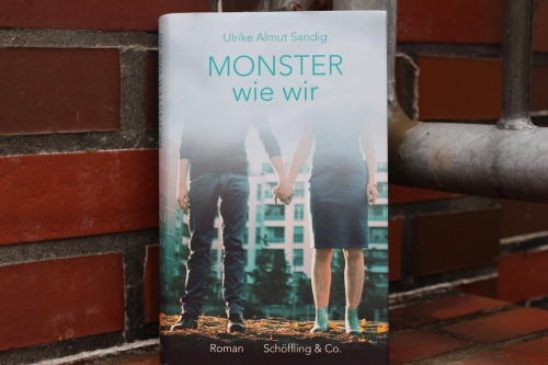 Monster wie wir Ulrike Almut Sandig Schöffling