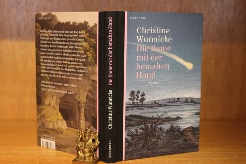 Christine Wunnicke Die Dame mit der bemalten Hand Berenberg